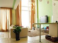 时尚单身公寓家居设计效果方案