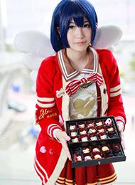 二次元cosplay图片少女