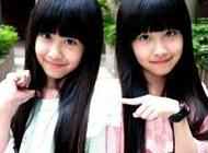 超可爱的双胞胎姐妹花qq头像合集