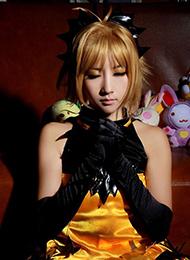 万圣节之百变小樱cosplay图片