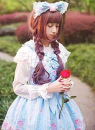 cosplay女童公主图片唯美梦幻