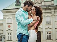 欧美风情侣浪漫唯美图片素材