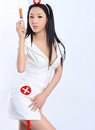 美女护士cosplay诱惑图片