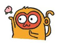 超可爱的搞笑卡通小人头像