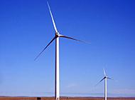 神奇的风力发电机高清图片