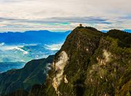 四川峨眉山旅游山水美景欣赏