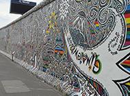 柏林墙遗址纪念公园图片欣赏
