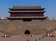 我国陕西西安古城图片欣赏