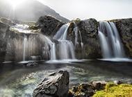精选高清山水瀑布唯美风景图片