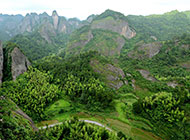 湖南邵阳绿色风景摄影图片