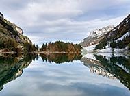 美丽的俄罗斯山脉风景图片