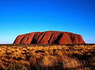 澳大利亚巨石艾尔斯岩石图