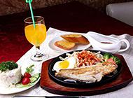 西餐的魅力香酥鱼排图片欣赏