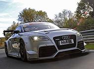 炫酷的赛车款RS奥迪TT图片