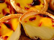 澳门特色小吃葡式蛋挞图片