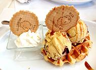 色味俱佳的意大利手工冰淇淋图片