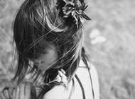 2016最新伤感qq女生黑白头像