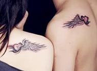 好看的qq情侣纹身头像图片