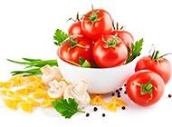 新鲜健康的蔬菜高清大图