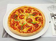 好吃的意式披萨图片欣赏