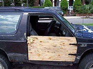 史上最搞笑雷人汽车图片