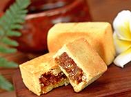 美味可口的点心台湾凤梨酥图片