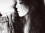 忧伤的女生黑白头像不带字图片