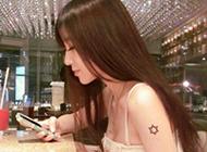 精选好看小清新女生纹身头像