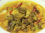 鲜香绵软的咖喱土豆牛腩图片