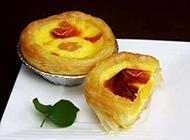 下午茶点心葡式蛋挞图片