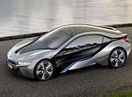 超帅气的I8宝马概念车图片
