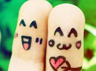 创意手指qq可爱搞笑头像图片