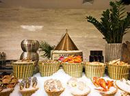 餐厅冰冻的海鲜图片素材