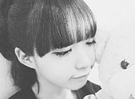 非主流唯美qq女生黑白头像图片