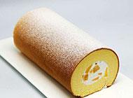 现烤酸奶芝士卷面包图片