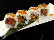美味的韩国寿司图片欣赏