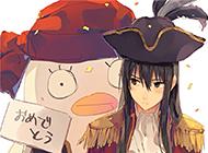 日本动漫银魂伊丽莎白壁纸