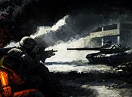 FPS战地系列游戏桌面壁纸