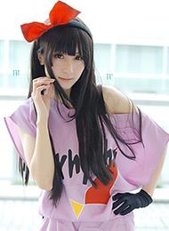 东京漫展cosplay美女图片