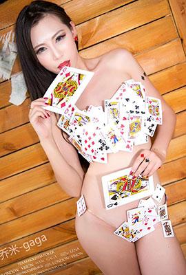 模特乔米Scarlett顶级人体艺术摄影图片