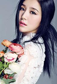 中国女明星王碧儿最新唯美写真