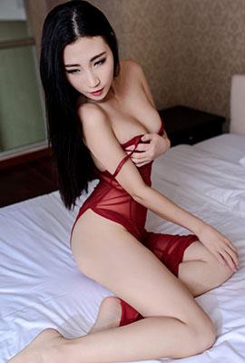 性感美女Wendy智秀人体私房写真图片