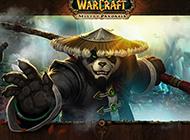 经典游戏魔兽世界熊猫人高清壁纸