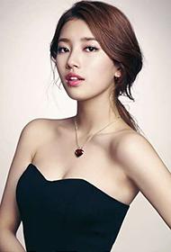 韩国女明星裴秀智迷人写真图片