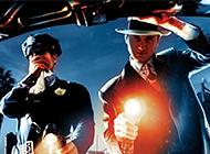 犯罪游戏黑色洛城高清图片壁纸