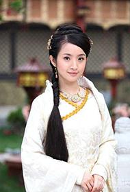 《兰陵王》林依晨古装美照