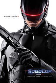科幻巨制《机械战警》影视海报
