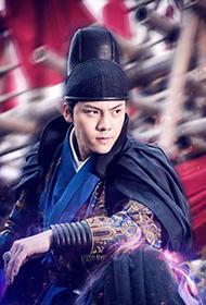 陈伟霆主演《少年四大名捕》古装剧最新海报