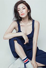 中国时尚模特杨柳青性感写真图片