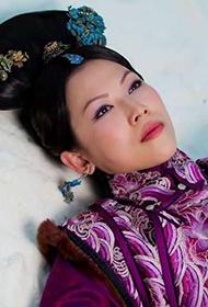 蔡少芬主演的古装剧《山河恋·美人无泪》华丽剧照